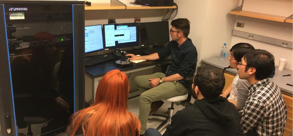 Optical Tweezers-Fluorescence Microscopy Workshop at the Rockefeller University