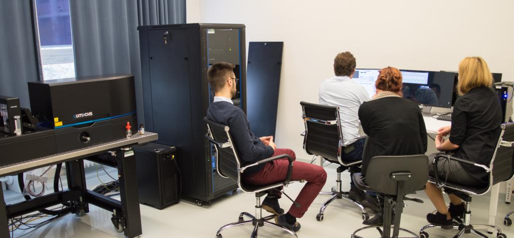 Single-Molecule Workshops at LUMICKS' headquarters