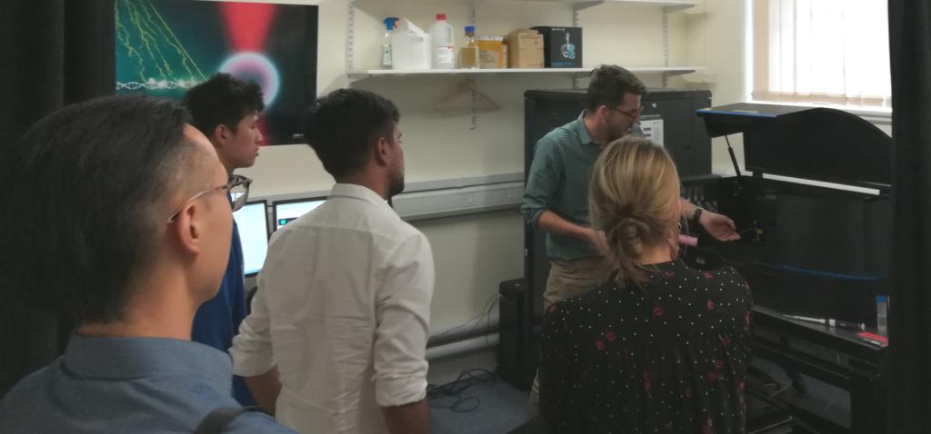 Single-Molecule Workshop at the University of Cambridge