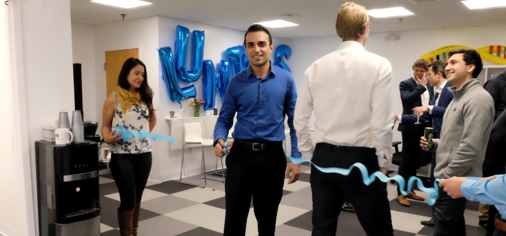 LUMICKS Boston Office Opening