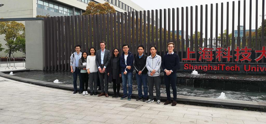Dynamic Single-Molecule Workshop at the ShanghaiTech University