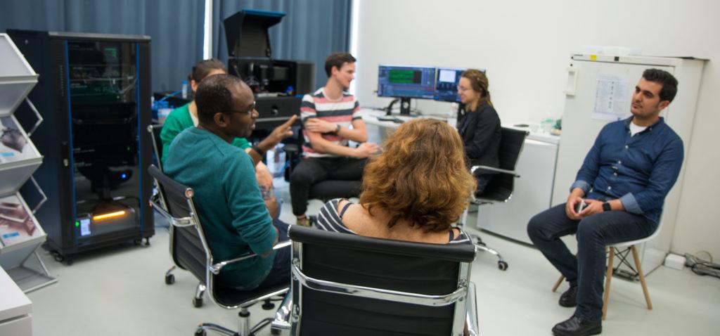 Dynamic Single-Molecule Workshop at HQ Amsterdam