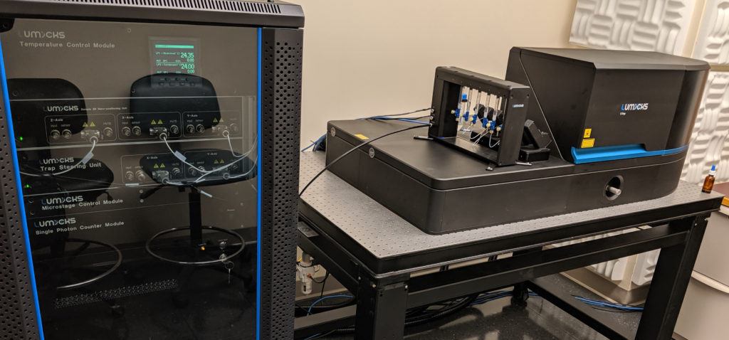 C-Trap® installed at University of Vermont