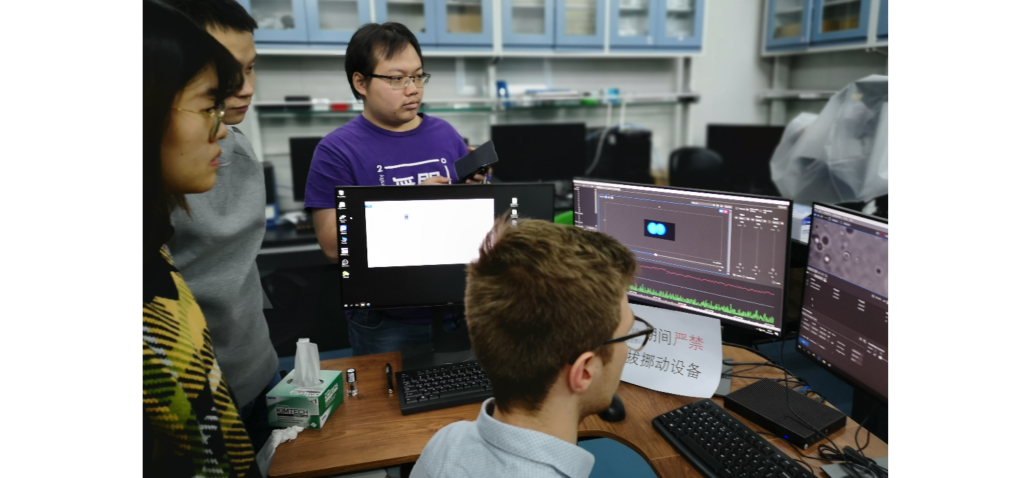 Dynamic Single-Molecule Workshops in North and South of China