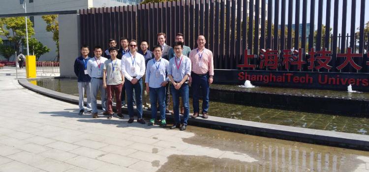 Single-molecule Workshop at the ShanghaiTech University