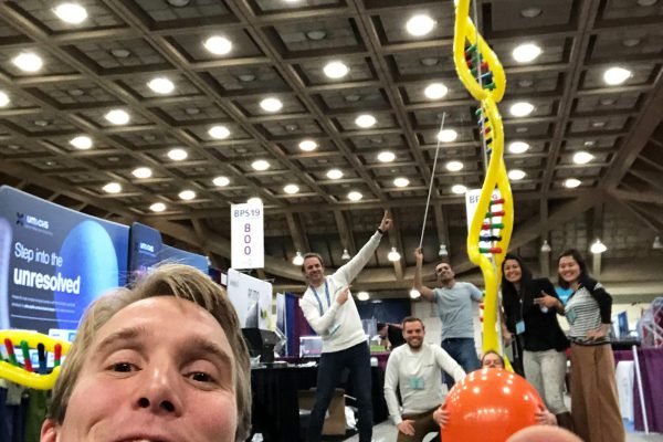 Gigantic DNA Balloon @ BPS