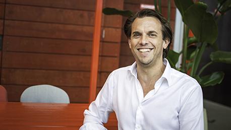 Bauke van Rhijn CFO & Head of Product DSM