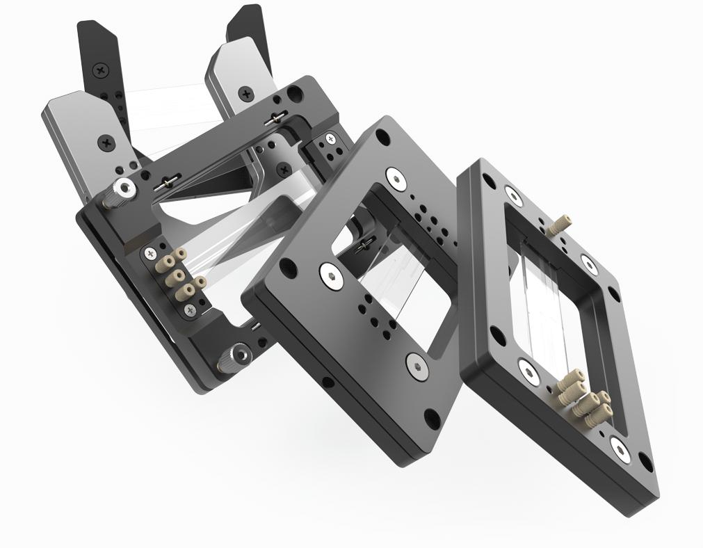 u-Flux™ Laminar Flow custom design microfluidics
